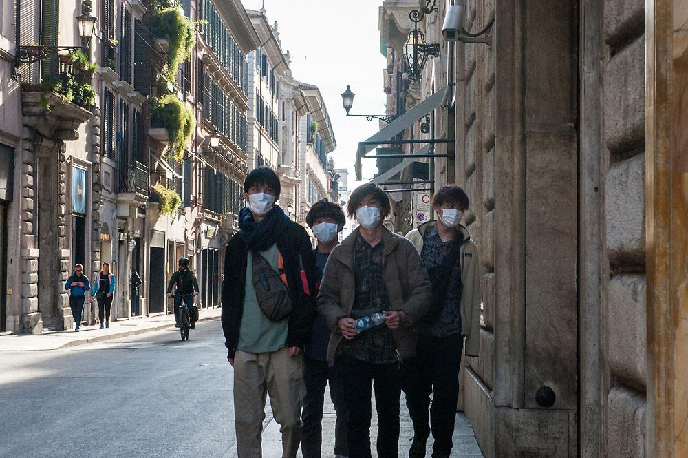 Roma ai tempi del Corona Virus
