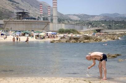 La spiaggia del Day After