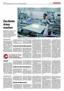 Dino Fracchia su Die Tageszeitung