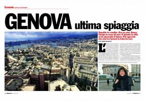 Dino Fracchia su L'ESPRESSO gennaio 2015