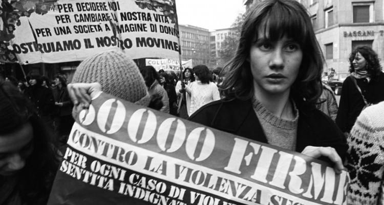 MOVIMENTO DONNE ANNI '70-80