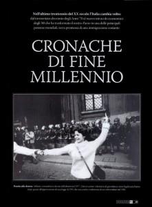 Dino Fracchia su FOCUS STORIA dicembre 2014