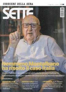 Antonello Nusca - SETTE Corriere della Sera