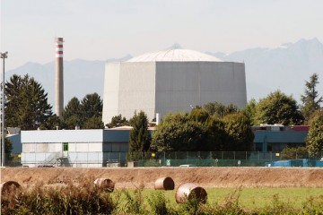 deposito scorie radioattive EUREX