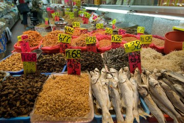 Expo 2015 – I mercati di strada a Hong Kong