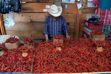 Messico, il mercato di San Cristobal