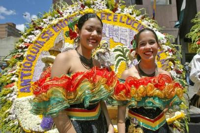 Colombia, la Feria de las Flores