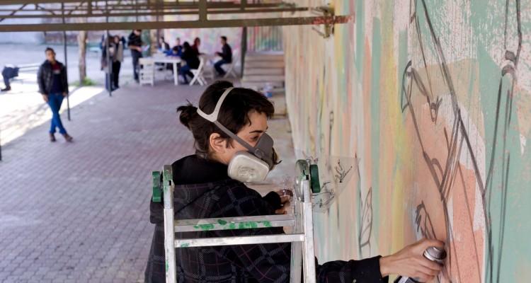 Alice Pasquini, street artist