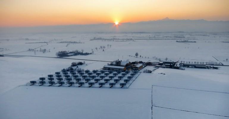 Il fotovoltaico italiano