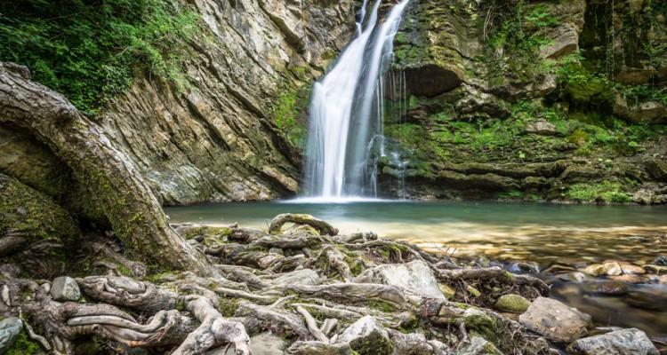 Basilicata, le cascate di San Fele