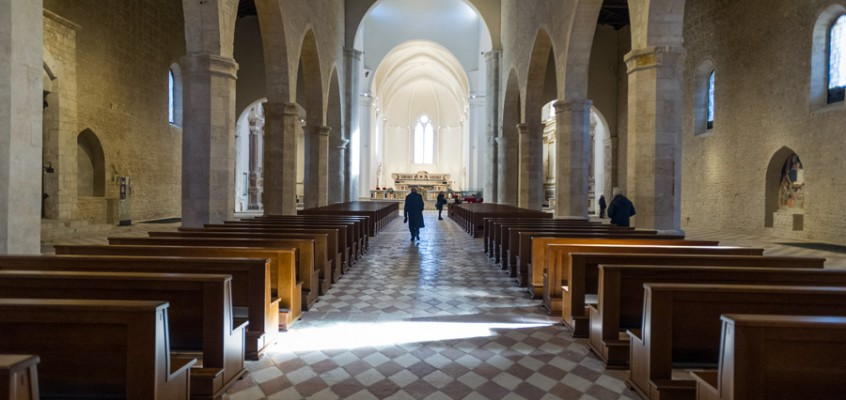 Riapre a L'Aquila la Basilica di Collemaggio