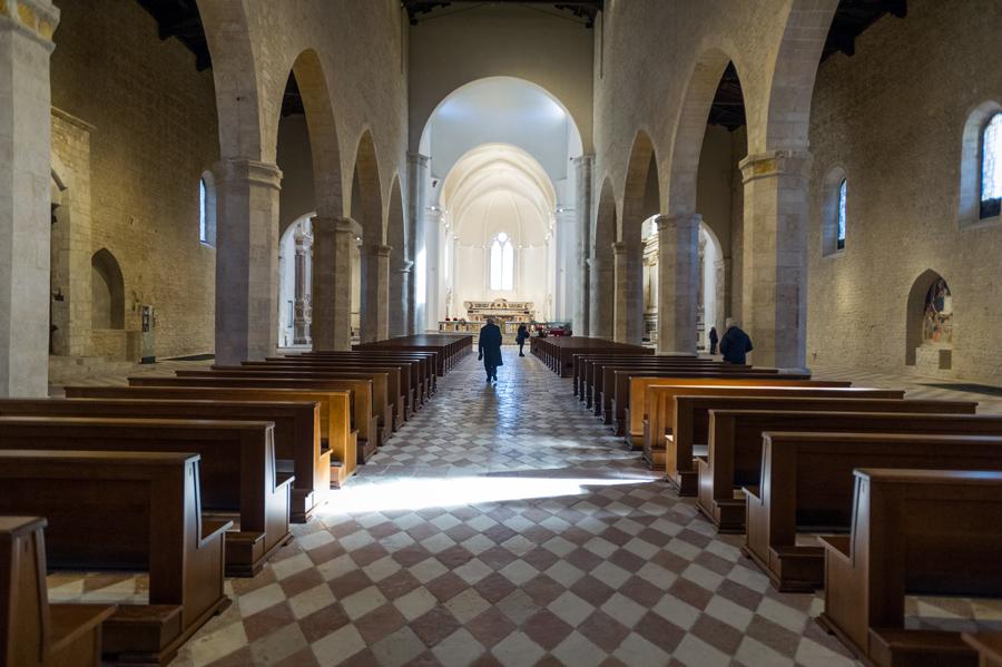 Riapre la Basilica di Collemaggio