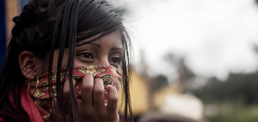 Candidata indigena a presidente del Messico