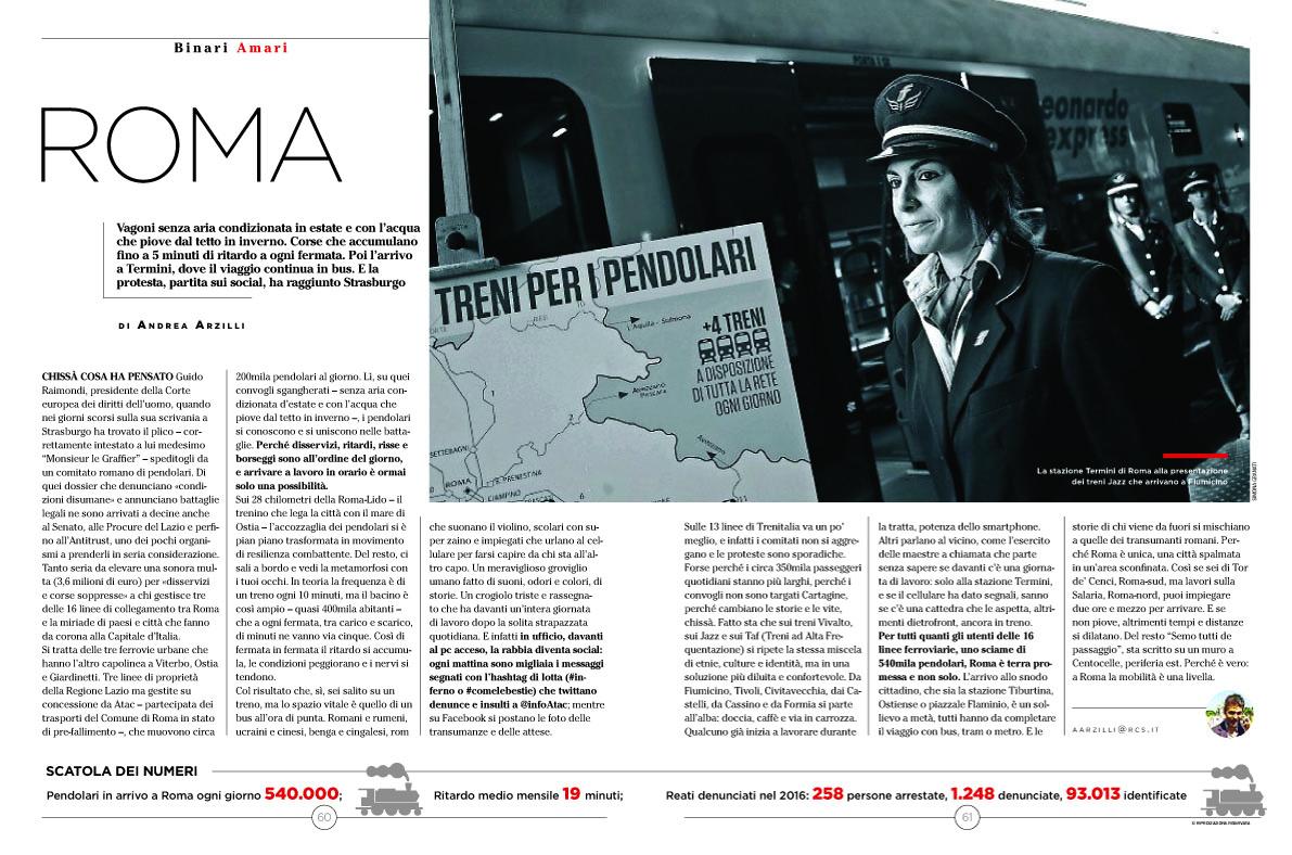Simona Granati su SETTE Corriere della Sera