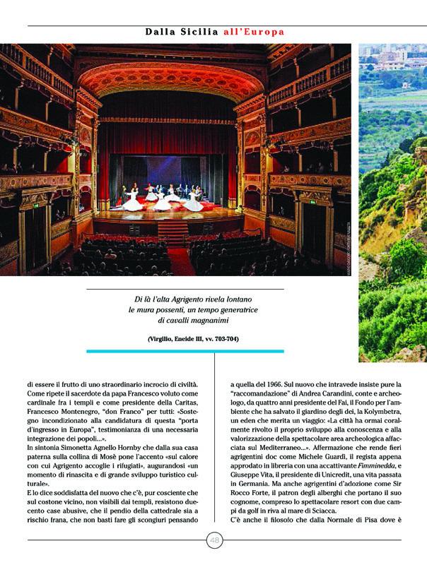 Daigoro Fonti su SETTE del Corriere della Sera