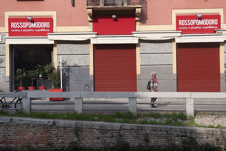 Emergenza Coronavirius Lombardia Zona Rossa