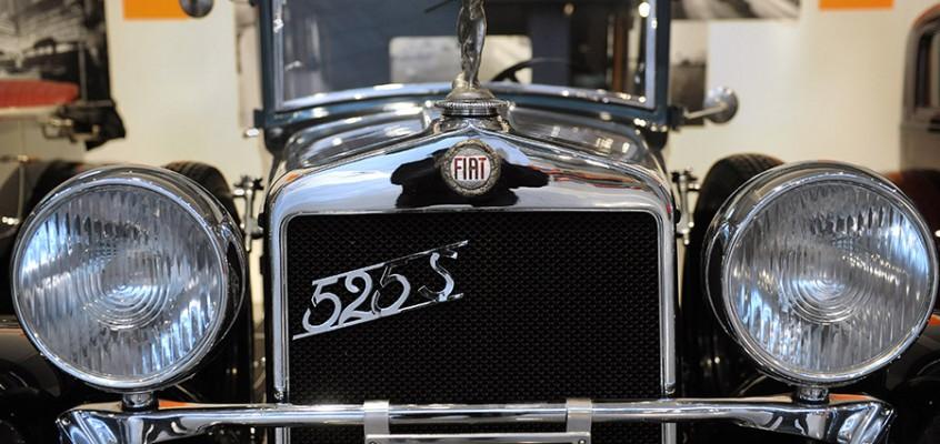 Il museo Fiat a Torino