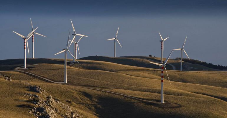 Wind Farms in Italia