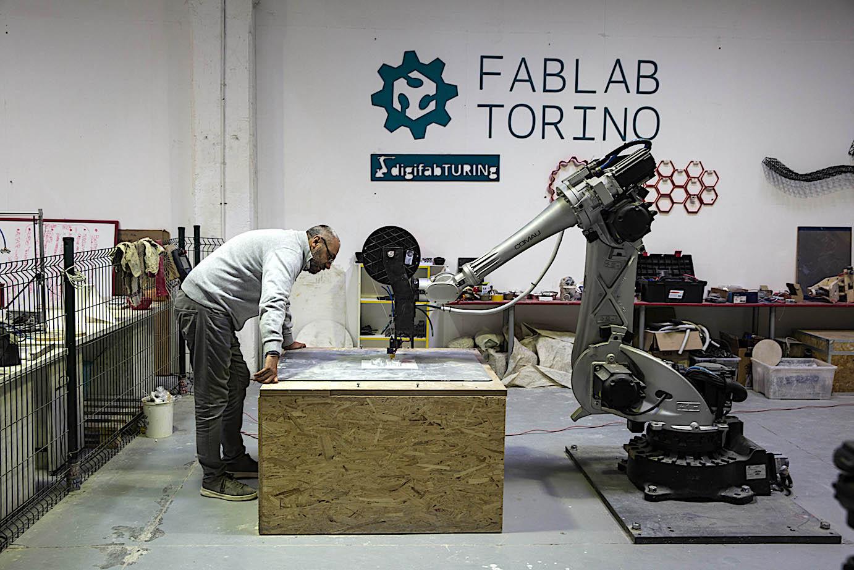 FABLAB Innovazione Torino