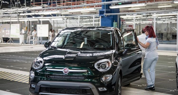 La Fiat Chrysler Automotive a Melfi