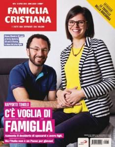 Matteo Montaldo su  FAMIGLIA CRISTIANA