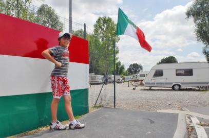 gli Zingari felici di Buccinasco