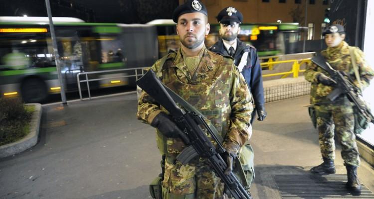 Milano, voglia di sicurezza