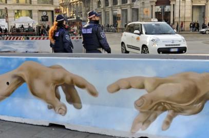La street-art ai tempi del terrorismo