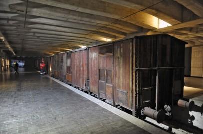 Milano binario 21, il Giorno della Memoria