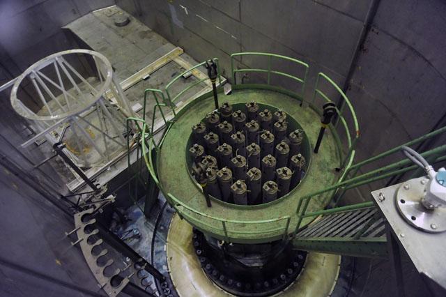 Come ti smonto la centrale nucleare