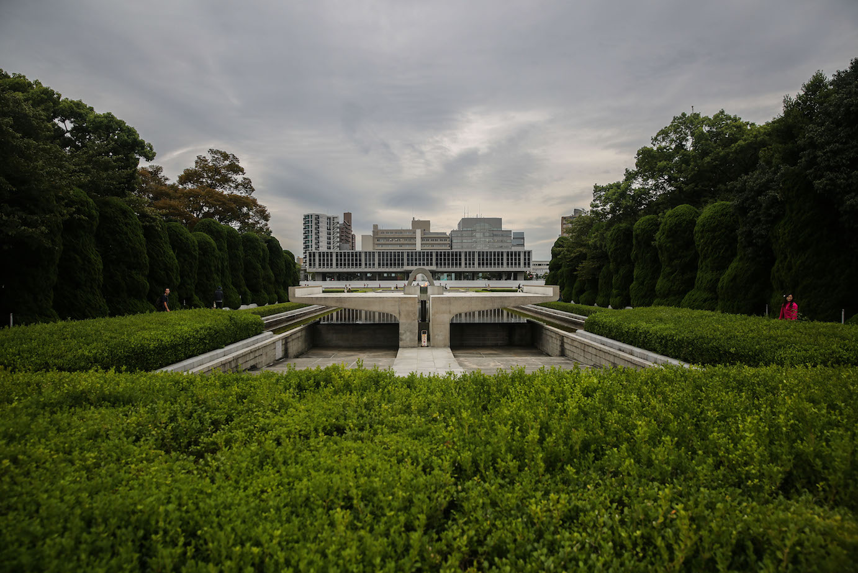 Museo della pace di Hiroshima Heiwa Kinen Shiryōkan