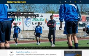 Andrea Sabbadini su INTERNAZIONALE online