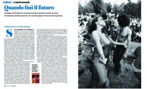 Dino Fracchia su L'ESPRESSO