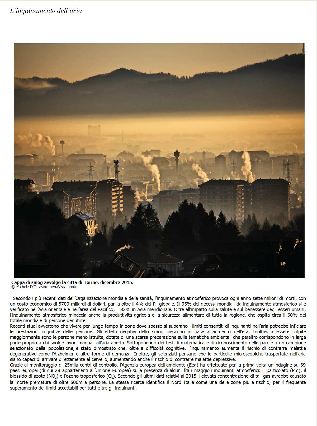Michele D'Ottavio su UN MONDO SOSTENIBILE IN 100 FOTO edizioni LATERZA
