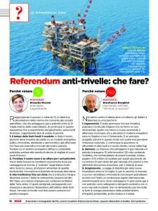 Fabrizio Villa su OGGI
