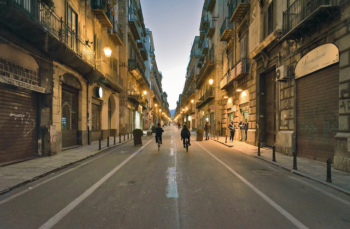 Palermo, zona rossa