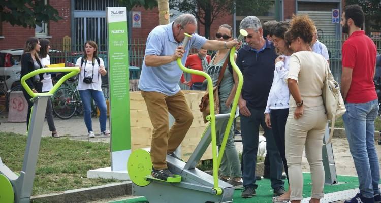 """A Torino la prima piazza """"Smart"""""""