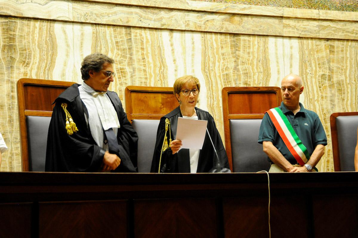 Processo per la strage di Piazza della Loggia a Brescia