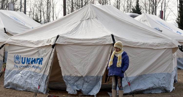 Rifugiati, l'attesa in Grecia