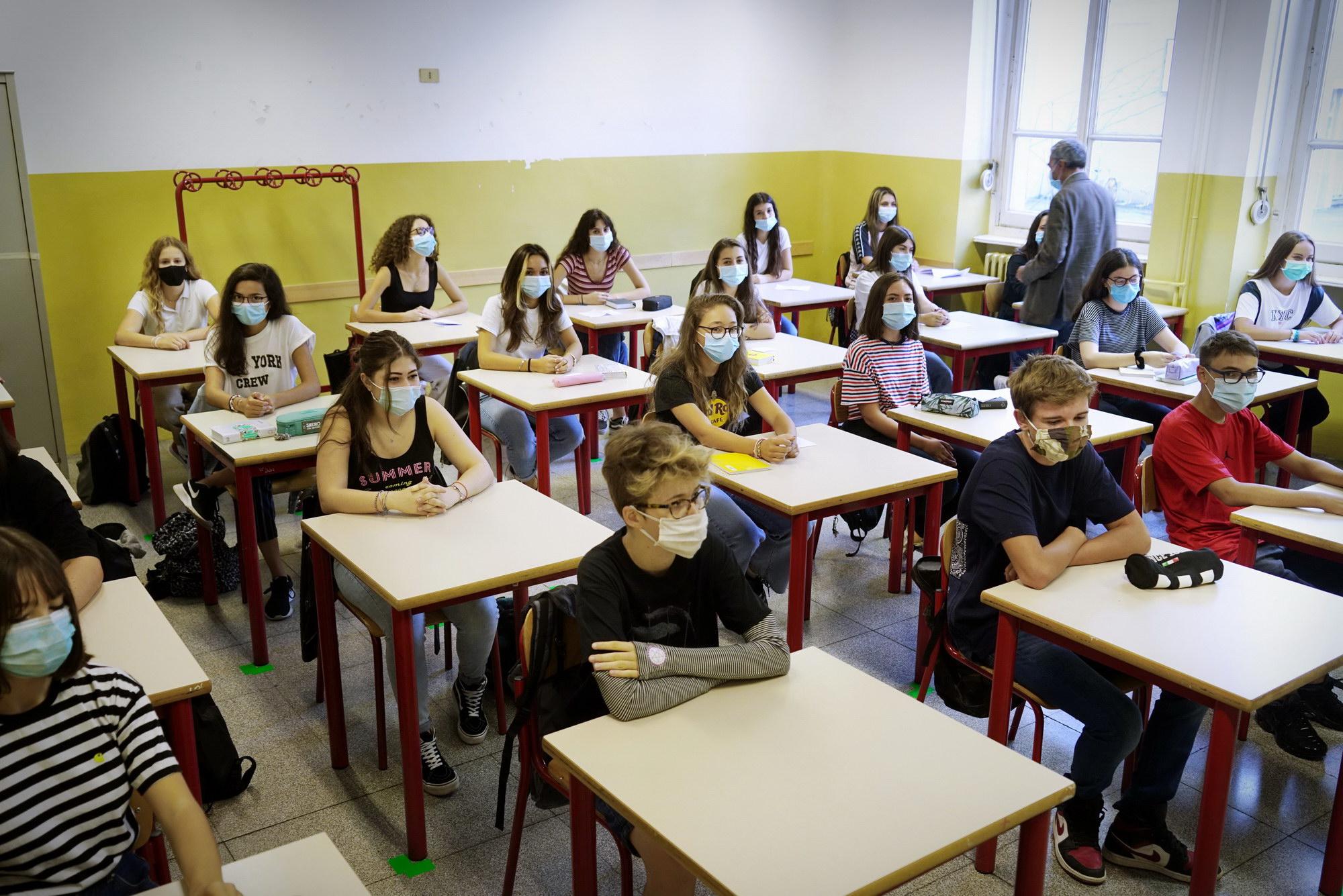 Riapertura Scuola