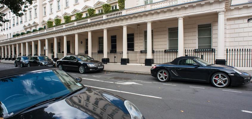 la Londra della Brexit in ricchezza e povertà