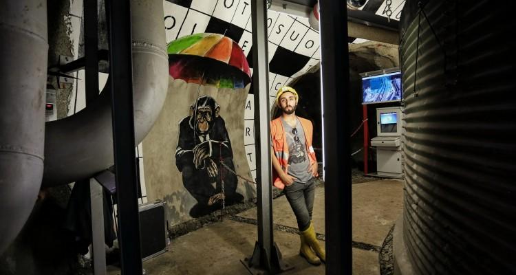 Cantiere TAV: l'arte entra nel tunnel
