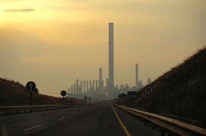 Veleni industriali a Siracusa