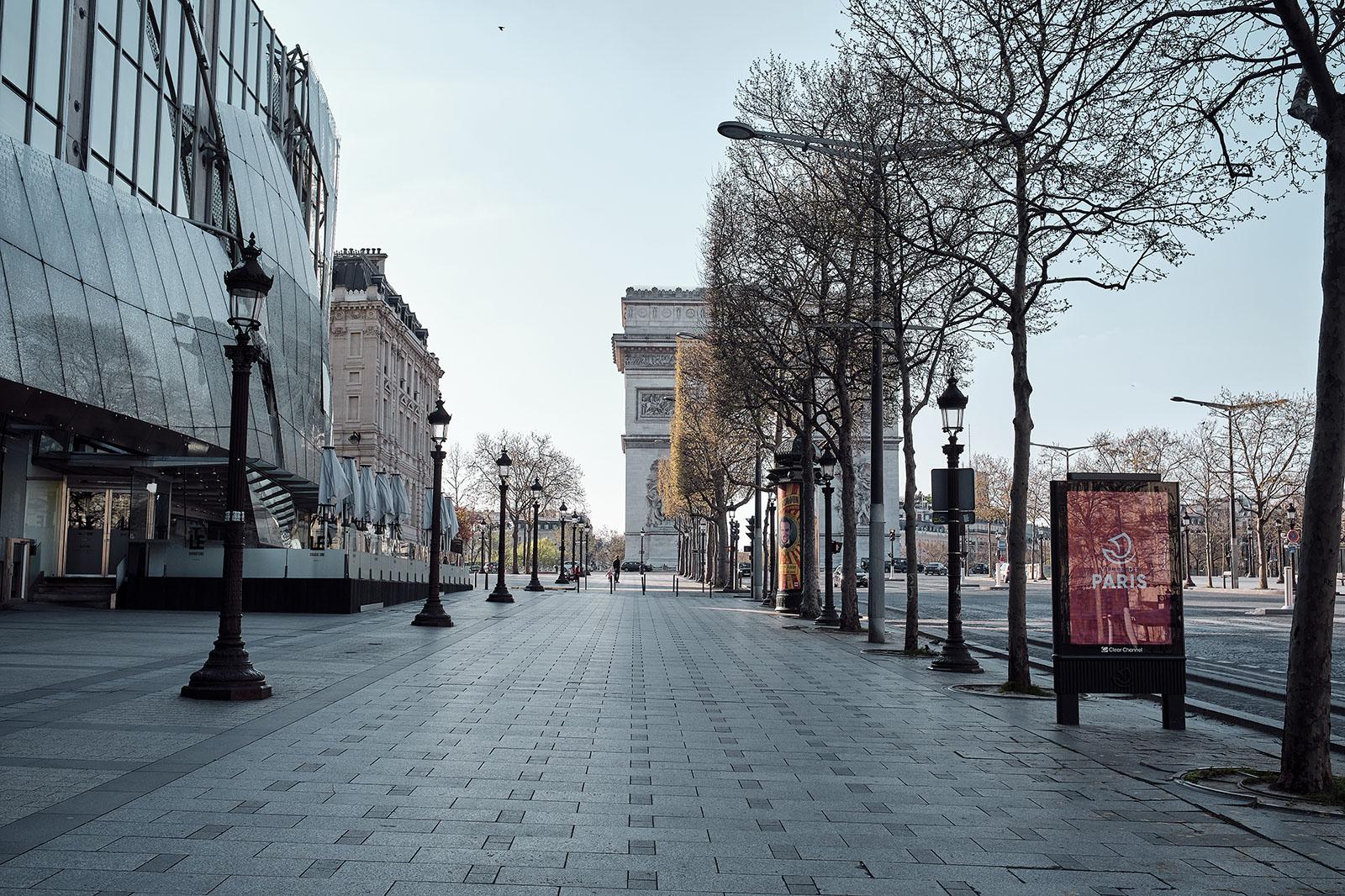Paris Covid19