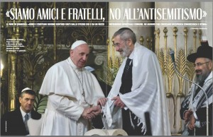 Stefano Montesi su FAMIGLIA CRISTIANA
