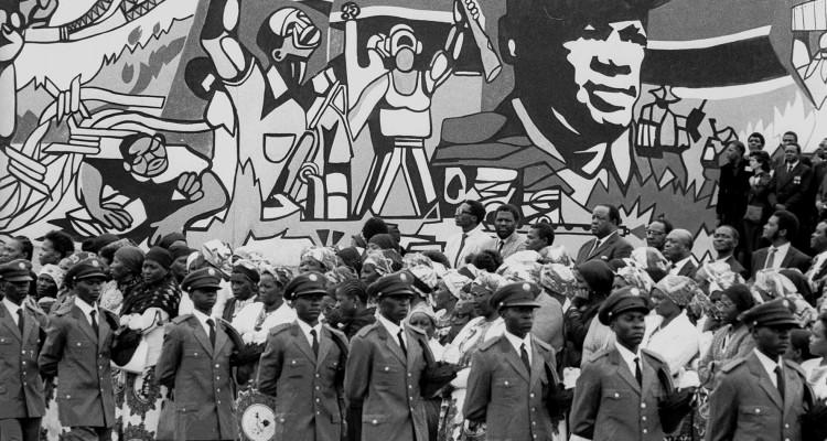 Mozambico 30 anni fa: muore Samora Machel