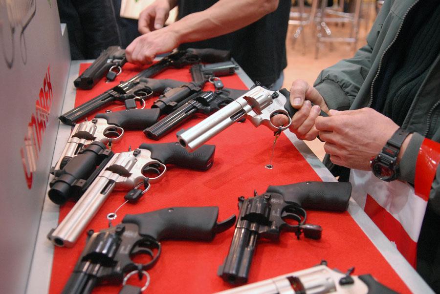 EXA, small arms exibition