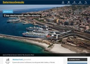 Fabrizio Villa su INTERNAZIONALE Online