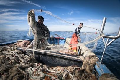 Gli ultimi pescatori di Pozzuoli