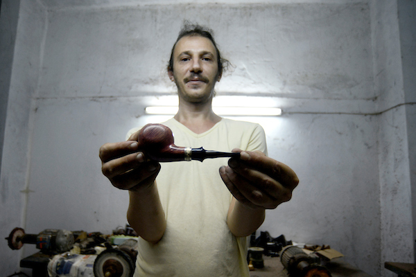 il Fabbricatore di Pipe in Tunisia